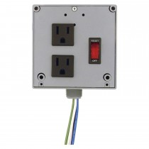 Enclosed Power Control Cntr, 10A Breaker