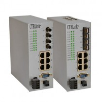 22-port 100BASE-TX/2 ports 100BASE-FX (m