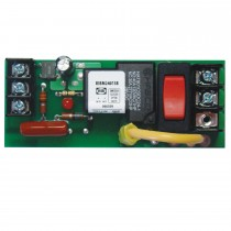 """Pnl.Relay 4x1.60"""" 20A SPST+OR"""