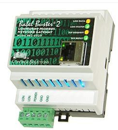 Babel Buster BB2-6020 LonWorks to Modbus