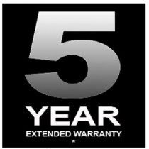 PVMet 5 yr extended Warranty