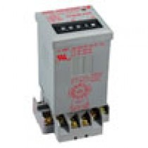 Time Delay Relay, DPDT, Ext Swtch