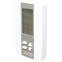 Communicating Room Thermostat for VAV Co