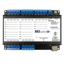 BAScontrol with 20 I/O points