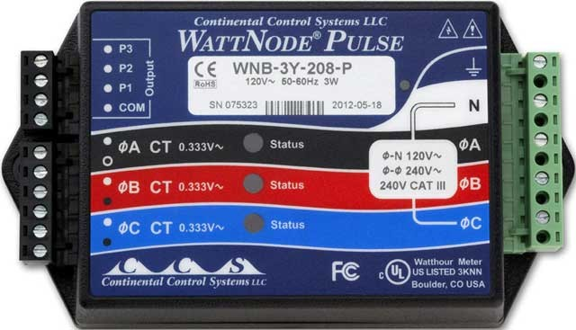 Advanced Pulse WattNode