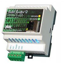Babel Buster BB2-6010 Modbus to SNMP, Mo