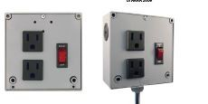 Enclosed Power Control Cntr 10A Breaker/