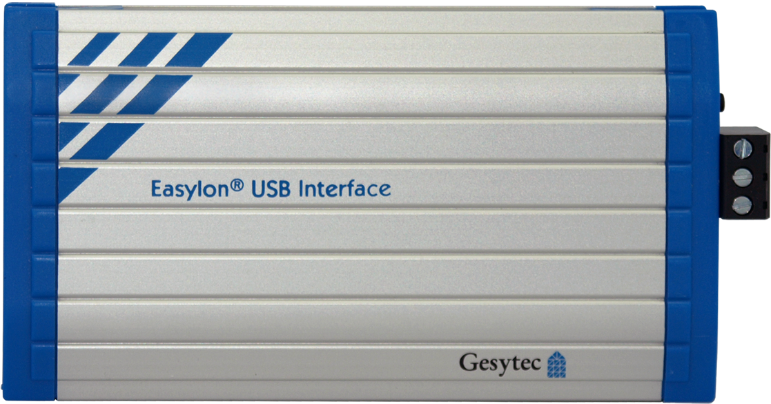 GESYTEC EASYLON USB INTERFACE DRIVER