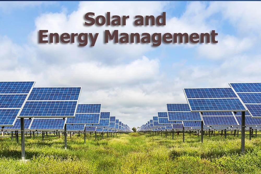 Solar and Energy Management